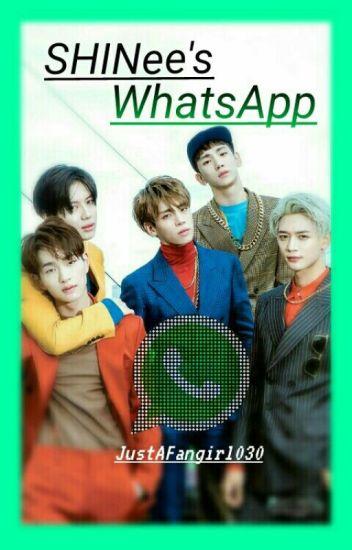 SHINee's WhatsApp