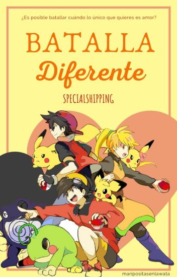 batalla diferente [red x yellow]