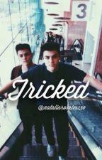 Tricked    Dolan Twins by NataliaRosales130