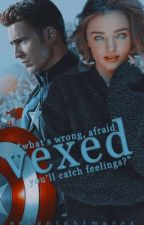 Vexed  ♡ S. ROGERS  by greynightmares