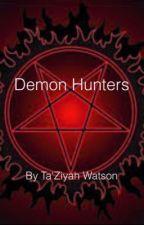 Demon Hunters by Gargarrensis