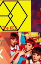 EXO X Red Velvet by amnesiadesu_
