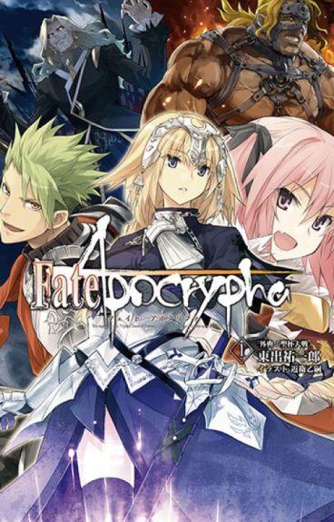 Fate / Apocrypha Tập 1 - Ngụy tác / Đại chiến Chén thánh (Translated by: Valvrare Team)