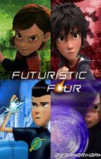 Futuristic Four by BamBrixBam