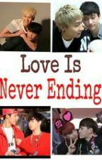 Love Is Never Ending by Kaevi_