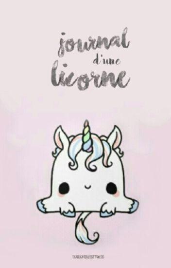 be8e370e261 journal d une licorne » pause - aurore - Wattpad