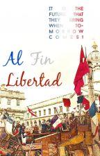 Al fin libertad. by LeaderInRed