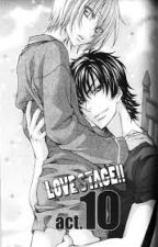 love stage by GofranLaytoShippuden