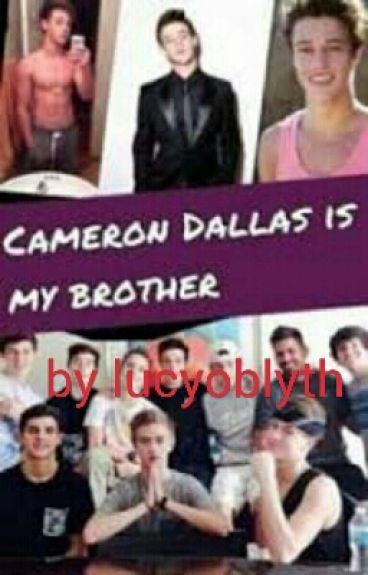 My bully is my brother magcon fanfic