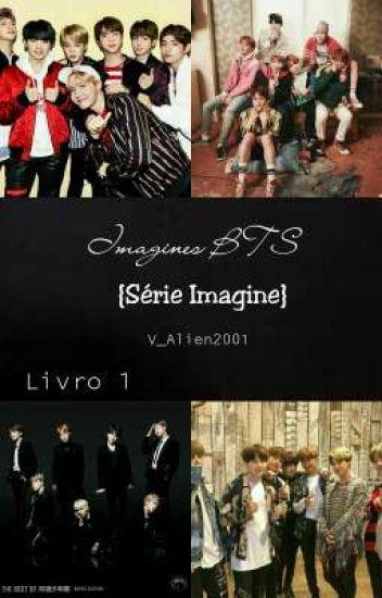 Imagines com BangTan Boys《Série Imagine》[Em Revisão]