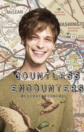 countless encounters || spencer reid by letsgetcriminal
