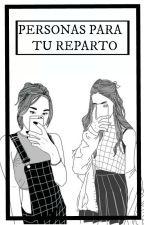 Personas para tu reparto by Lu_ShiperXx