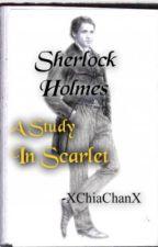 Sherlock Holmes by XChiaChanX