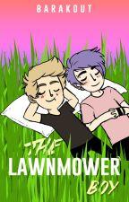 the lawnmower boy ❀ muke [c] by barakout