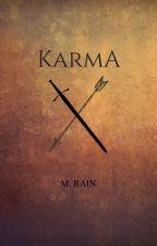 Karma (m/m) by mirianrain