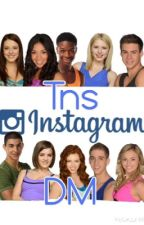 TNS Instagram DM by jamiebonbon09