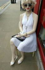 The Strange Lady. by stripey