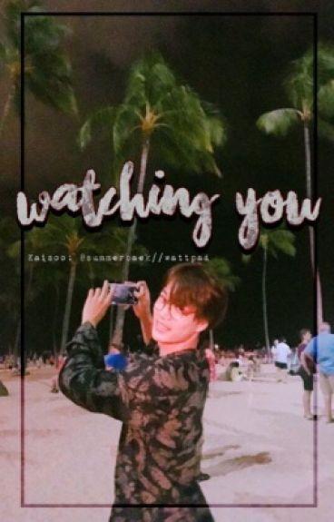 Watching you (Kaisoo)