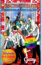 Descendientes《Kuroko No Basket》[Yaoi/Gay] © by Guzzy-