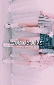 Yes, Daddy's ✿ muke threesome by hoemuke