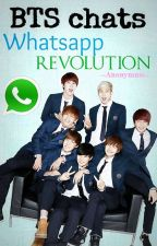 BTS Chats(whatsapp revolution) by --Anonymuss--