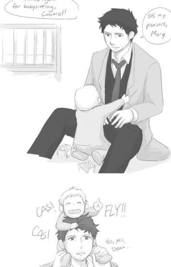 Toddler dean oneshot