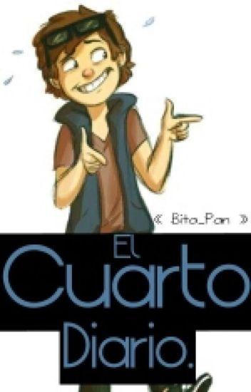 El Cuarto Diario [Dipper&Tú] [Libro #1].