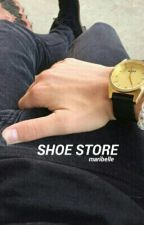 shoe store ☯ cody/onhold by -gibberish