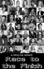 Glee: Race to the Finish (the fifth book in the Glee series) by arias3