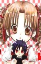 Natsume y Mikan (Gakuen Alice) by floreciarios