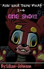 Ask and Dare FNAf 1-4 Overshot by Lilian-Johnson