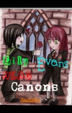 Lily Evans Head Canons by Starlitfire