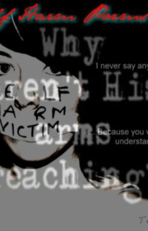self harm poems by AmorClairLupin