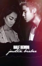 Half-Demon.  ➟j.b @yvnglatinapvssy-xo by Yvnglatinapvssy-xo