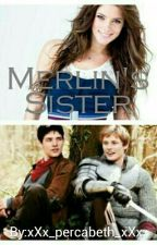 Merlin's Sister by souless_lover