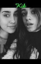 Kik (Camren) by onedirectionzendaya