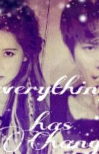 [HIATUS] Everything has change (SeoKyu) by Nurahliana_tasya