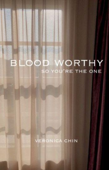 Blood Worthy «Seventeen» | ✔