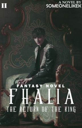 Fhalia (Book #2) by SomeoneLikeK