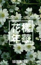 Kpop Lyrics by HaruLollypop