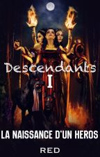 Descendants (CrossOver Percy Jackson/Harry Potter) by oo-RED-oo