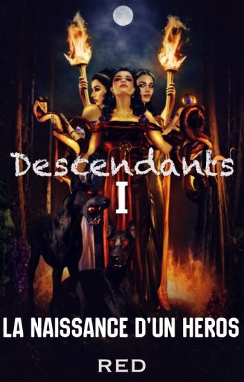Descendants (CrossOver Percy Jackson/Harry Potter)