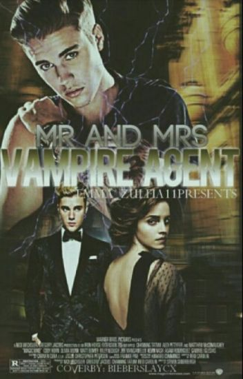 Mr. and Mrs. Vampire Agent