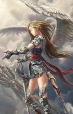The Girl Spoke Of A Legend   (Phoenix Drop rising/Minecraft diaries) by SkylerHeartz
