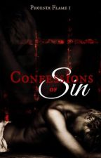 Short Story- Confessions of Sin (BxB) by phoenixflame1