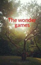 The wonder games by MercedesGentry