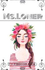 Ms.Loner by kookieisshooked