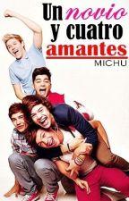 Un novio y cuatro amantes {One Direction} by 23rdJuly2010