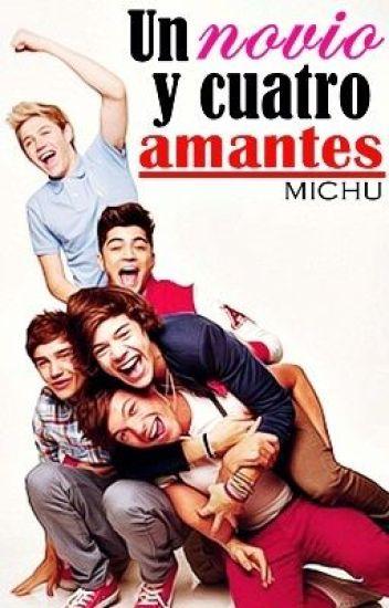 Un novio y cuatro amantes {One Direction}