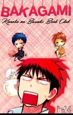 Bakagami - Kuroko no Basuke Book Club by BookClubFanatics